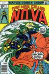 Cover for Nova (Marvel, 1976 series) #17
