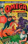 Cover for Omega the Unknown (Marvel, 1976 series) #1