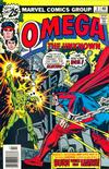 Cover for Omega the Unknown (Marvel, 1976 series) #3 [1]