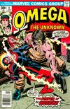 Cover for Omega the Unknown (Marvel, 1976 series) #6