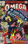 Cover for Omega the Unknown (Marvel, 1976 series) #7