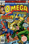 Cover for Omega the Unknown (Marvel, 1976 series) #9 [30¢]