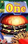 Cover for The One (Marvel, 1985 series) #6