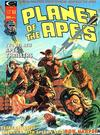 Cover for Planet of the Apes (Marvel, 1974 series) #4