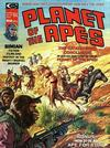 Cover for Planet of the Apes (Marvel, 1974 series) #6