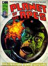 Cover for Planet of the Apes (Marvel, 1974 series) #12