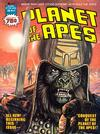 Cover for Planet of the Apes (Marvel, 1974 series) #17