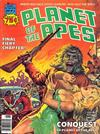 Cover for Planet of the Apes (Marvel, 1974 series) #21