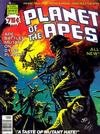 Cover for Planet of the Apes (Marvel, 1974 series) #25
