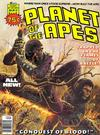 Cover for Planet of the Apes (Marvel, 1974 series) #27