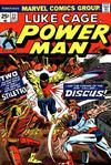 Cover for Power Man (Marvel, 1974 series) #22