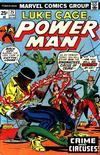 Cover for Power Man (Marvel, 1974 series) #25
