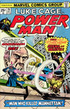 Cover for Power Man (Marvel, 1974 series) #28