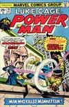 Cover for Power Man (Marvel, 1974 series) #28