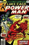 Cover for Power Man (Marvel, 1974 series) #34