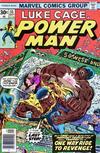 Cover for Power Man (Marvel, 1974 series) #35