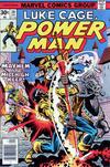 Cover for Power Man (Marvel, 1974 series) #39