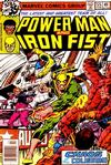 Cover for Power Man (Marvel, 1974 series) #55