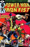 Cover for Power Man (Marvel, 1974 series) #60