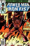 Cover Thumbnail for Power Man (1974 series) #63 [Newsstand]
