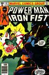Cover for Power Man and Iron Fist (Marvel, 1981 series) #67 [Newsstand]