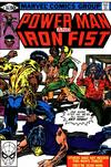 Cover for Power Man and Iron Fist (Marvel, 1981 series) #69 [Direct]
