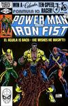Cover Thumbnail for Power Man and Iron Fist (1981 series) #78 [direct]