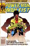 Cover for Power Man and Iron Fist (Marvel, 1981 series) #83 [Newsstand]