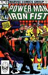 Cover for Power Man and Iron Fist (Marvel, 1981 series) #89 [Direct]