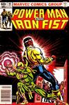 Cover Thumbnail for Power Man and Iron Fist (1981 series) #95 [Newsstand]
