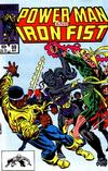 Cover for Power Man and Iron Fist (Marvel, 1981 series) #99