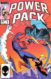 Cover for Power Pack (Marvel, 1984 series) #6 [Direct]