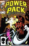 Cover for Power Pack (Marvel, 1984 series) #14 [Direct]