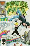 Cover for Power Pack (Marvel, 1984 series) #22 [Direct Edition]