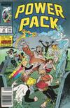 Cover Thumbnail for Power Pack (1984 series) #40 [Newsstand Edition]
