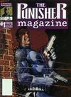 Cover for The Punisher Magazine (Marvel, 1989 series) #1 [Direct]