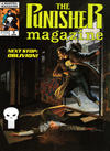 Cover for The Punisher Magazine (Marvel, 1989 series) #9