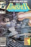 Cover Thumbnail for The Punisher (1986 series) #1 [Newsstand]