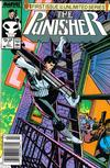 Cover for The Punisher (Marvel, 1987 series) #1 [Newsstand]