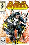 Cover for The Punisher (Marvel, 1987 series) #17