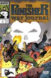 Cover for The Punisher War Journal (Marvel, 1988 series) #4