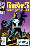 Cover for The Punisher War Journal (Marvel, 1988 series) #8 [Direct]