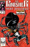 Cover for The Punisher War Journal (Marvel, 1988 series) #9