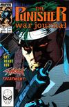 Cover for The Punisher War Journal (Marvel, 1988 series) #11 [Direct]