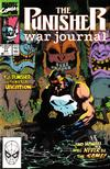 Cover for The Punisher War Journal (Marvel, 1988 series) #17 [Direct]