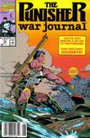 Cover for The Punisher War Journal (Marvel, 1988 series) #19 [Newsstand]