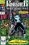 Cover Thumbnail for The Punisher War Journal (1988 series) #20 [Direct]