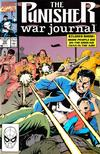 Cover for The Punisher War Journal (Marvel, 1988 series) #22 [Direct]