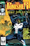 Cover for The Punisher War Journal (Marvel, 1988 series) #23 [Direct]