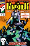 Cover for The Punisher War Journal (Marvel, 1988 series) #25 [Direct]